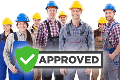 find local approved West Yorkshire trades